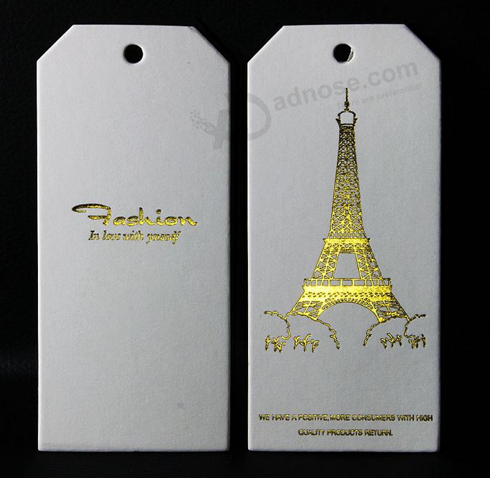 Custom paper key tags wholesale