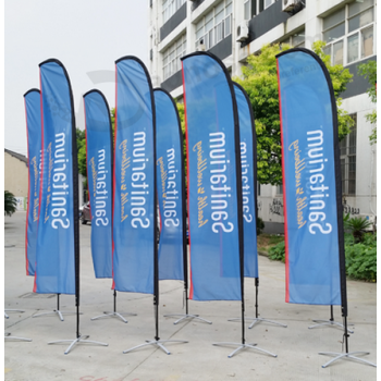 Outdoor Flags for Business Feather Flag Custom Cheap
