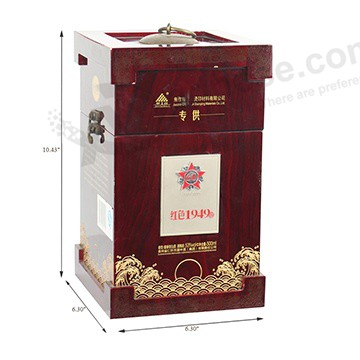 Wholesale Wine Gift Boxes Size