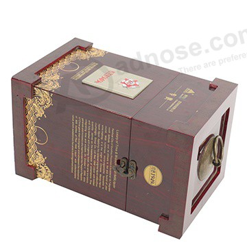 Wholesale Wine Gift Boxes Bottom