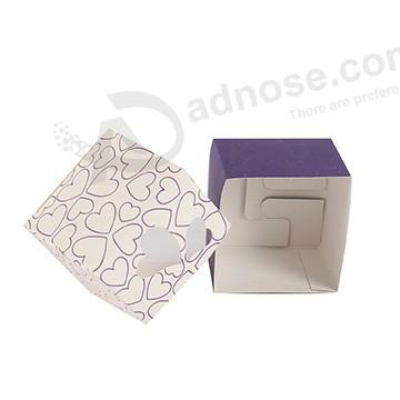 Wedding Sweet Boxes open