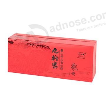 Tea Paper Box-front