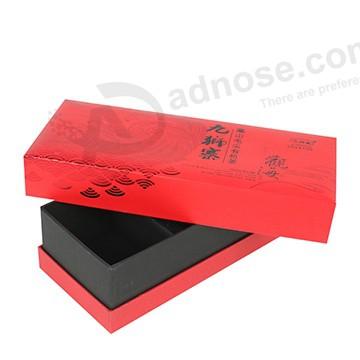 Tea Paper Box-open