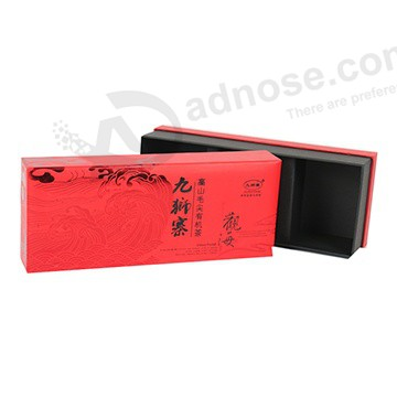 Tea Paper Box-detail