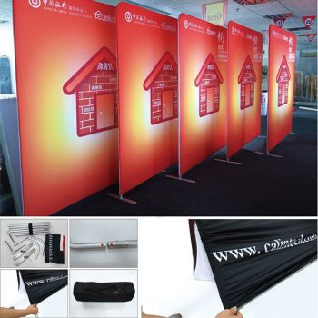 Outdoor advertising products