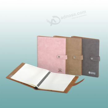 High Quality Promotional Gift PU Leather Notebook