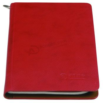 High Quality Customized PU Leather Hardcover Notebook
