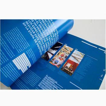 High Quality Offset Printing Customized Magazine