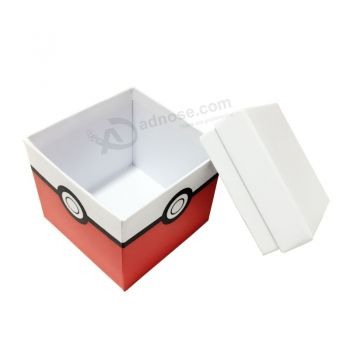 Fancy Customized Design Cardboard Paper Box for Gift