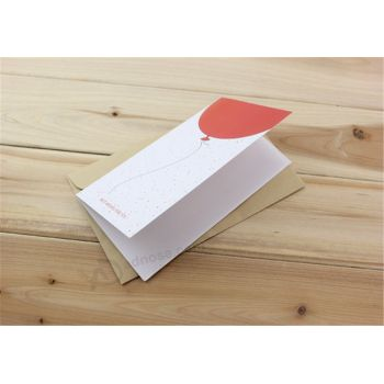 Custom Greeting Card with Envelope Paper Invitation Cards