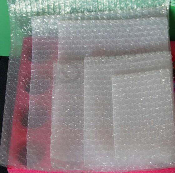 Поделки из упаковочной пленки с пузырьками 18
