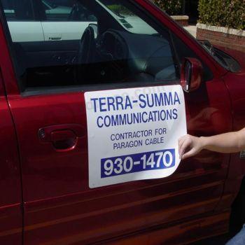 Custom Car Stickers Car Decals Printing Wholesale - Custom car magnets wholesale