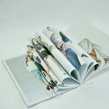 Wholesale custom Brand new postcard book printing with high quality