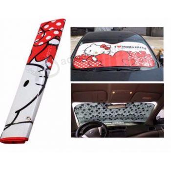 Best Selling Custom Printing Cartoon Foil Car Sunshade