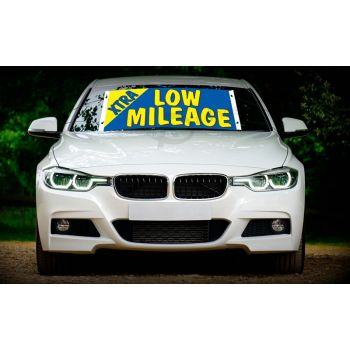 Factory wholesale windshield banners for cars Low