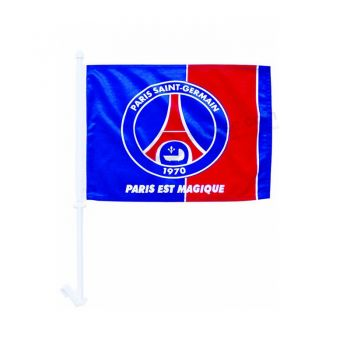 Cheap factory supply CF091 polyester window car flag