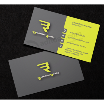 Cheap Custom Printing Standard Business Cards