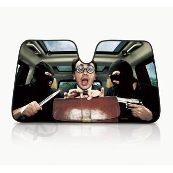Promotional Custom Car Window Shades Cheap