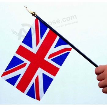 Wholesale Handflag Polyester Hand Flags UK