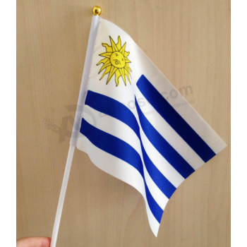 Wholesale Personalised Hand Held Flags for Sports