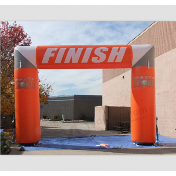 China Supplier Arches Inflatable Finish Line Archway