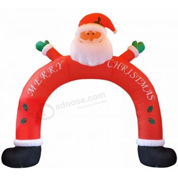 Inflatable arch, Giant christmas inflatable arch