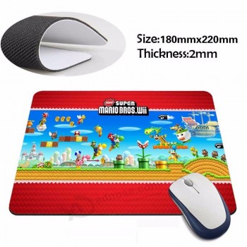 Wholesale customized Promotional Mouse Pad with Full Color Printing
