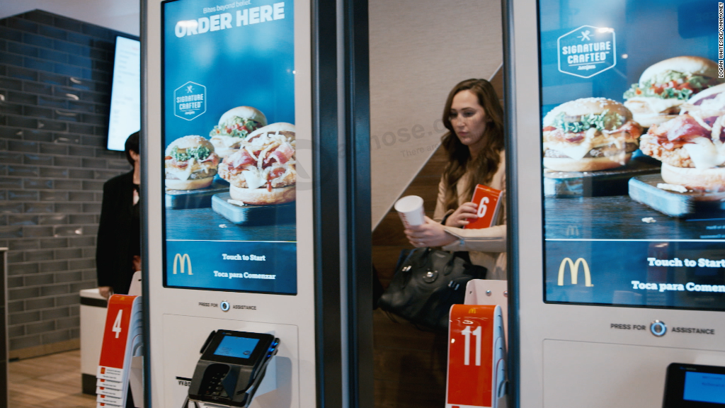 McDonald's comeback kicks into high gear thanks to new sandwiches