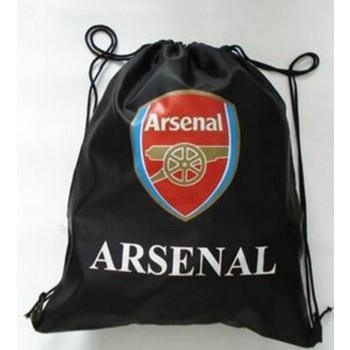 Drawstring Backpack Oxford Fabric Bags for Sports (FLN-9067)