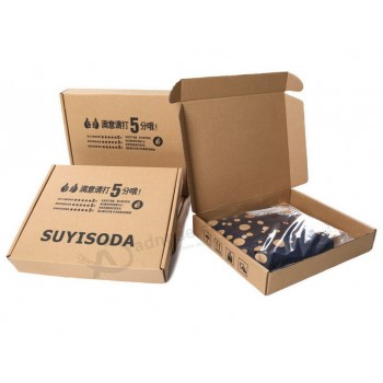 OEM Clothing Packing Box with Different Materials