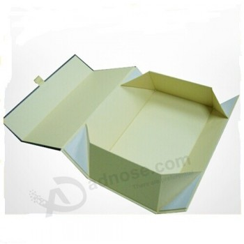Cardboard Folding Clothes packaging Box