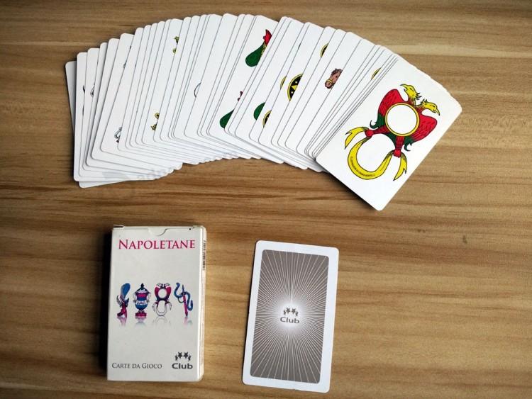 Trucco gioco carte
