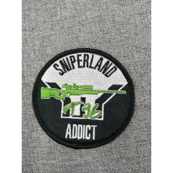 Top Quality Cheap Custom Character Logo Embroidery Patch for Club and Uniform Wholesale
