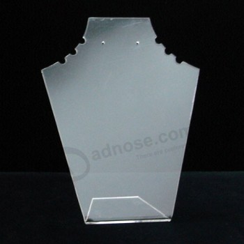 Wholesale customized high-end Acrylic Transprent Jewelry Display