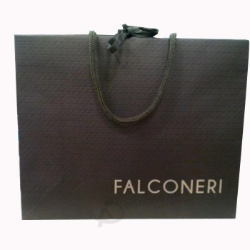 Cheap Custom Paper Bag with Customer′s Logo for Packing (SW104)