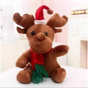 High Quality Santa Claus Stuffed/Soft /Plush Toy for Christmas