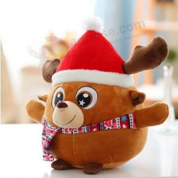 Wholesale Santa Claus Stuffed/Soft /Plush Toy for Christmas