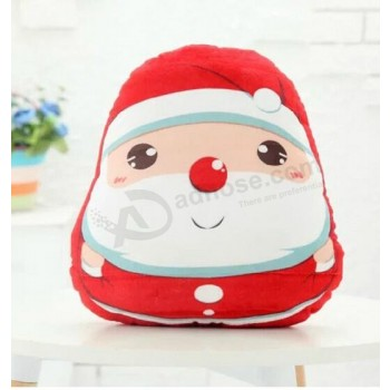 Custom Santa Claus Stuffed/Soft /Plush Toy for Christmas