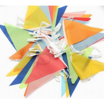 Wholesale Custom Polyester Birthday Bunting Flag