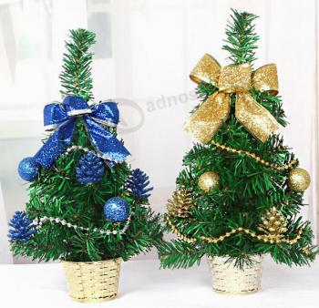 30cm artificial mini plastic christmas trees for car - Plastic Christmas Tree