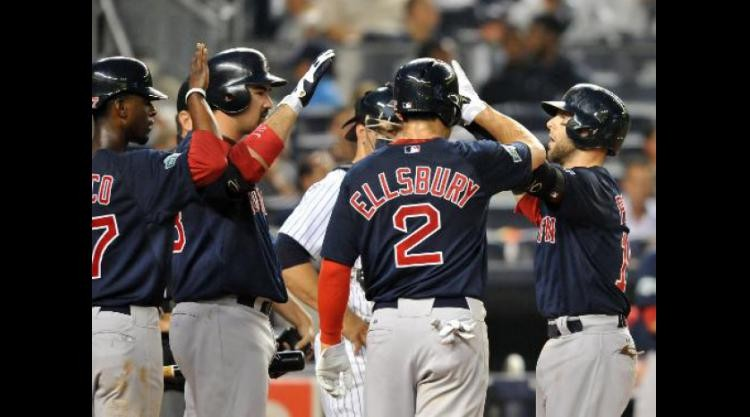 Ex-Red Sox Ellsbury Agrees On Terms With Yankees