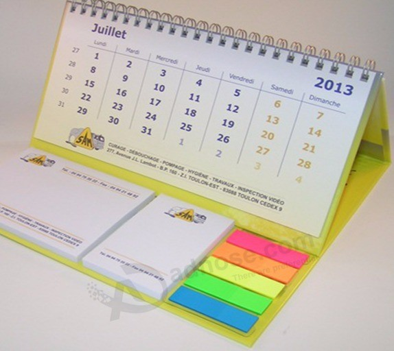 Hot Sale Cheap Custom Sticky Notes Memo Foldable Desktop