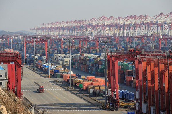 Nation sees solid foreign trade growth