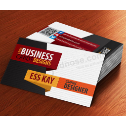 Commercial fashion name card business card design buy business cheap promotional standard name card custom colourmoves Choice Image