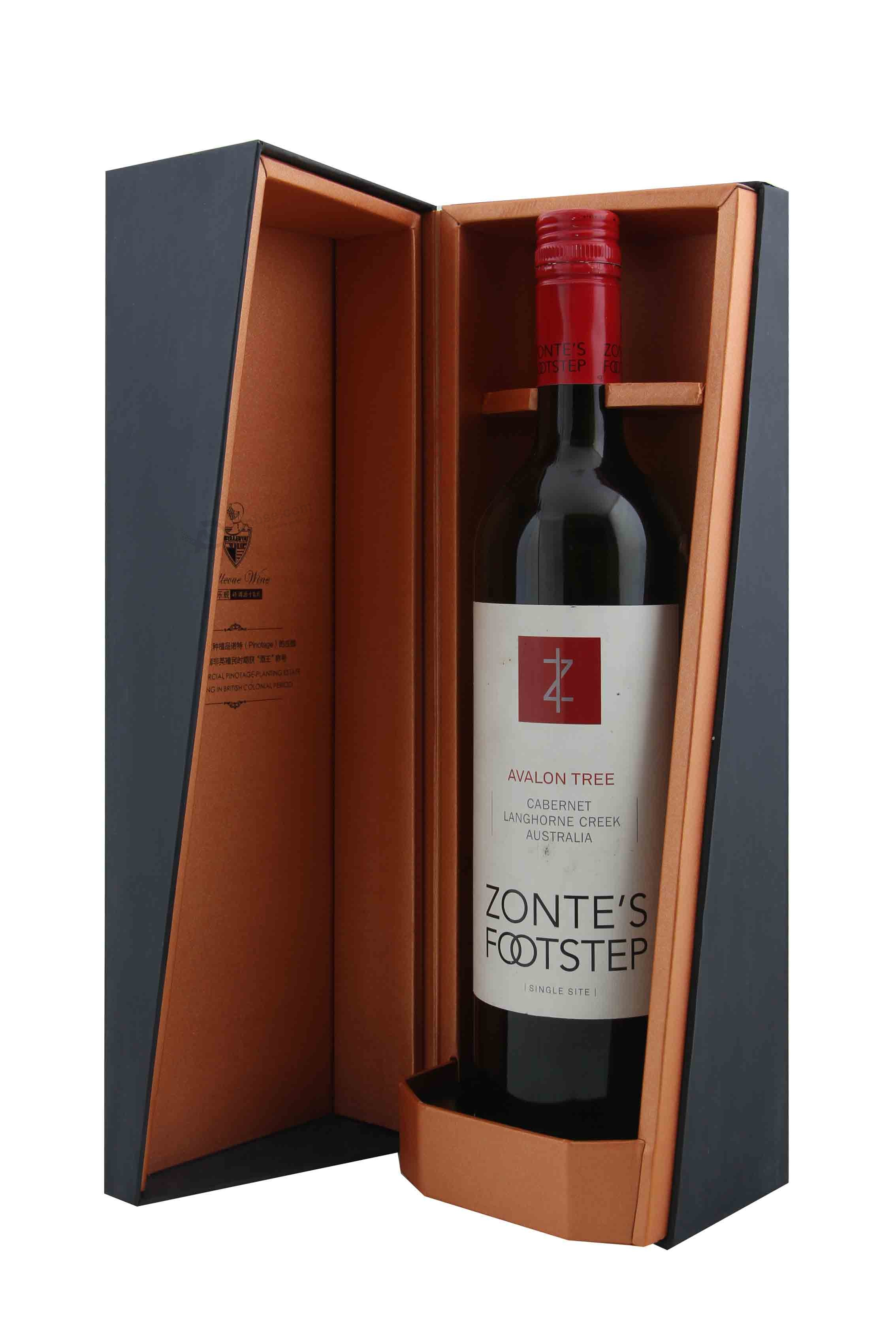 Paper Wine Packing Box With Competitive Price Buy Paper