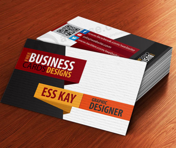 Commercial Fashion Name Card Business Design