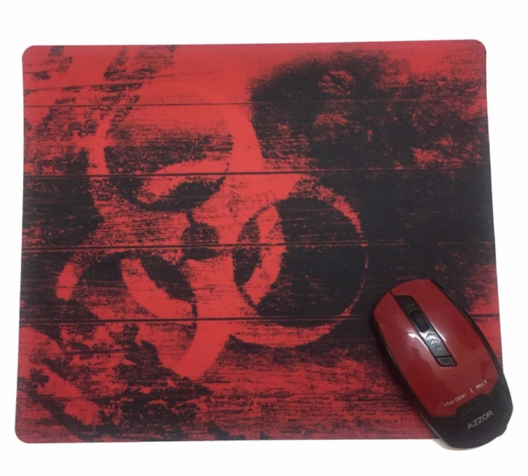 Wholesale Customized Cheap Silicone Rubber Gaming Mouse