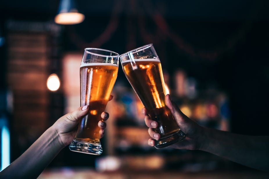 Alcohol brands violate advertising rules