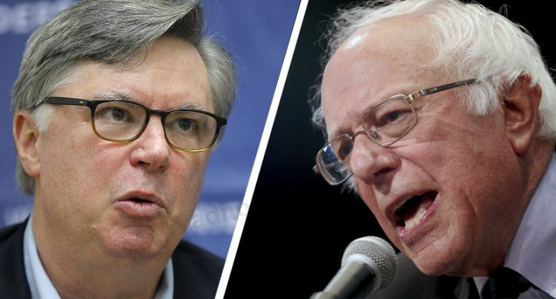 Bernie Sanders's former media strategists split from his 2020 presidential campaign